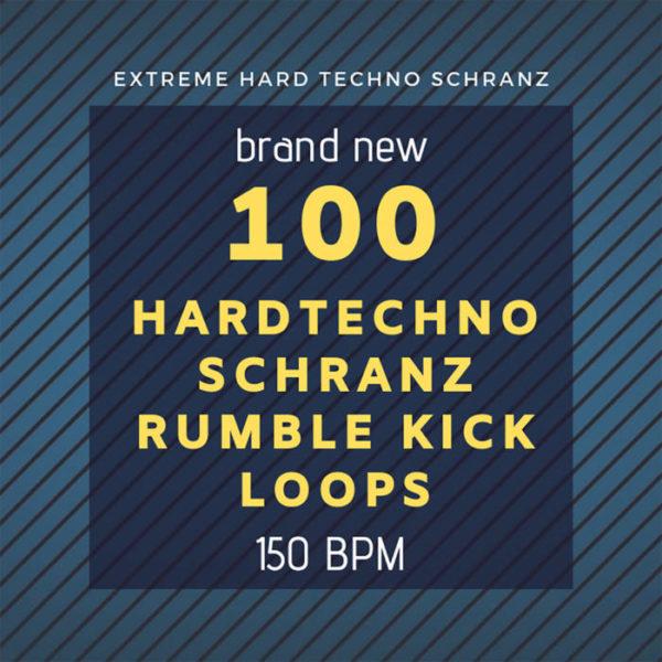 techno rumble kick samples