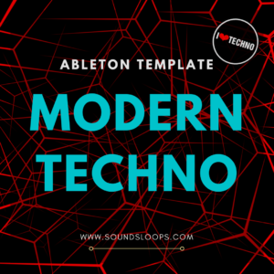 best techno ableton template