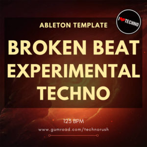 broken techno ableton