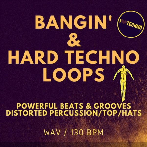 bangin' techno samples