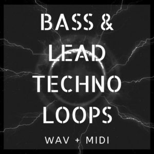 techno midi melodies