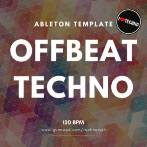 breakbeat techno ableton