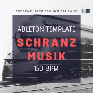 extreme techno ableton template
