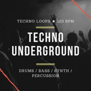 underground techno samples