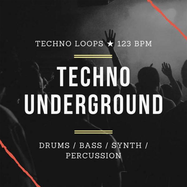 underground techno samples