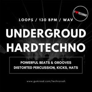 dirty hardtechno loops