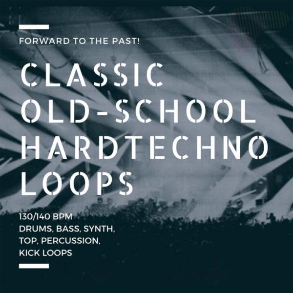 classic hardtechno samples