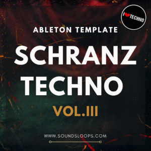 hard techno ableton template