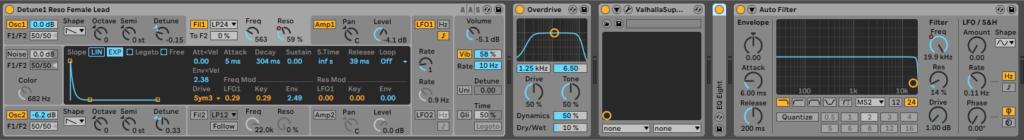 Acid Techno Synth