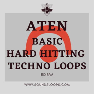 Hard Hitting Techno Loops