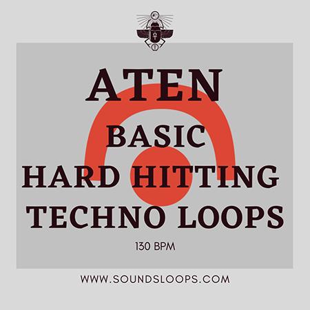 Hard Hitting Techno Loops