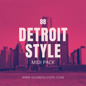 Detroit Style Midi Patterns