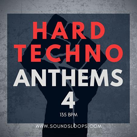 Hard Techno Anthems 4